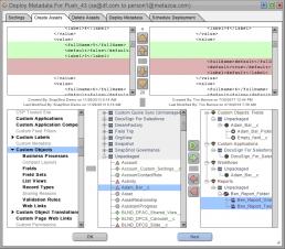 Metazoa Snapshot - The Complete Salesforce Org Management