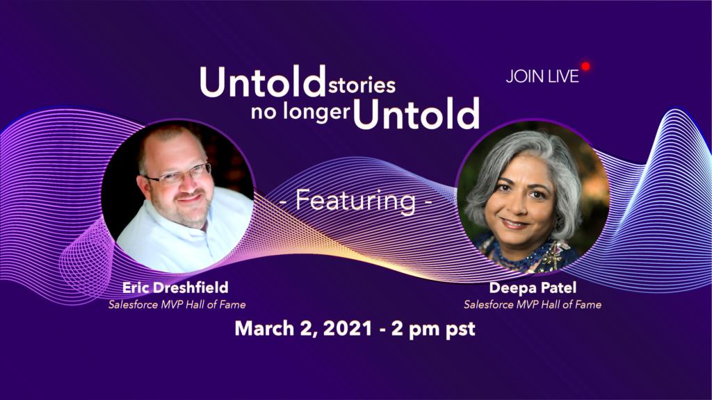 Untold Stories No Longer Untold